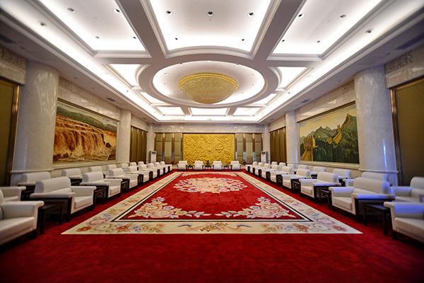 宁夏国际会堂中国厅