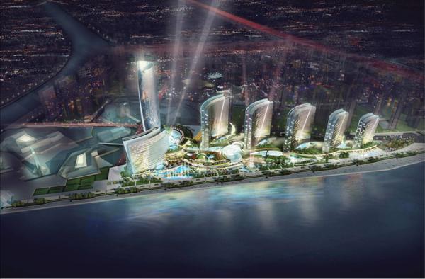 """高可""""阅读长沙""""的城市标志性建筑也将矗立在这一区域,成为这一城市综合体的重要组成。""""一座城市总会有属于它的气质,总会有彰显气质的标志性符号,总会把最为优秀的一面浓缩成精华展现给世界。提升城市形象的城市综合体无疑是这座城市的名片,体现城市实力的城市综合体一定是这座城市的会客厅。""""对于项目的雄心,北辰实业副总经理兼长沙房地产总经理曾劲颇富诗意地表示。   事实上,作为被打上""""城市建筑灵魂""""标签的北辰长沙三角洲,做出全国一流的城市综合体有其"""